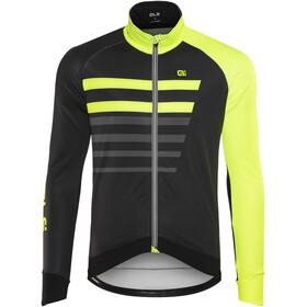 Alé Cycling Piuma Miehet takki , keltainen/musta